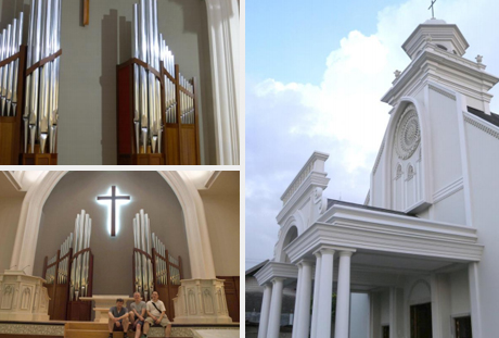 Grha Methodist Church, Medan, Indonesia