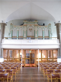 Case study - St Nicholas Church, Warwick, UK - MPOS